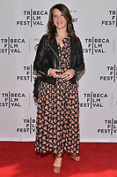 "NEW YORK - APRIL 30: Photographer Nichole Sobecki attends the 2019 Tribeca Film Festival premiere of National Geographic's Three-Night Limited Series ""The Hot Zone"" which premieres Monday, May 27 at 9/8c. (Photo by Anthony Behar/National Geographic/PictureGroup)"