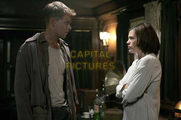 NICK STAHL & CLEA DUVALL.in Carnivale.Season 2.*Editorial Use Only*.www.capitalpictures.com.sales@capitalpictures.com.Supplied by Capital Pictures.