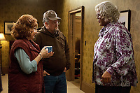 A Madea Christmas (2013) <br /> Kathy Najimy, Tyler Perry &amp; Larry the Cable Guy  <br /> *Filmstill - Editorial Use Only*<br /> CAP/KFS<br /> Image supplied by Capital Pictures