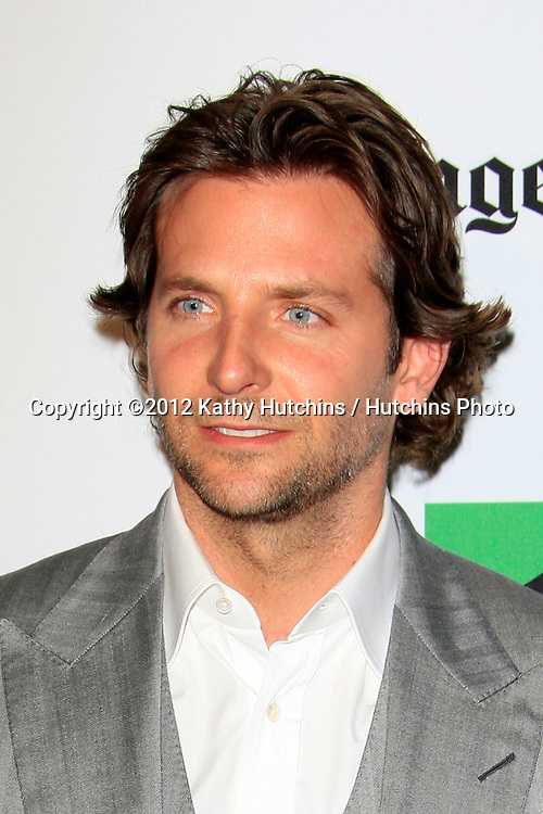 LOS ANGELES - OCT 22:  Bradley Cooper arrives at  the 2012 Hollywood Film Festival Gala at Beverly Hilton Hotel on October 22, 2012 in Beverly Hills, CA