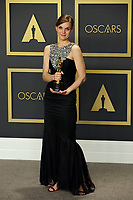 09 February 2020 - Hollywood, California -     Hildur Gudnadóttir attends the 92nd Annual Academy Awards presented by the Academy of Motion Picture Arts and Sciences held at Hollywood & Highland Center. Photo Credit: Theresa Shirriff/AdMedia