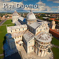 Pisa Romanesque Duomo & Byzantine Mosaics - Italy |