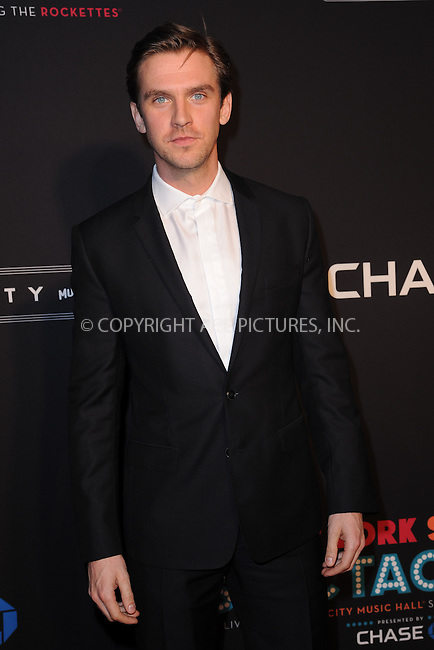 WWW.ACEPIXS.COM<br /> March 26, 2015 New York City<br /> <br /> Dan Stevens attending the 2015 New York Spring Spectacular at Radio City Music Hall on March 26, 2015 in New York City.<br /> <br /> Please byline: Kristin Callahan/AcePictures<br /> <br /> ACEPIXS.COM<br /> <br /> Tel: (646) 769 0430<br /> e-mail: info@acepixs.com<br /> web: http://www.acepixs.com