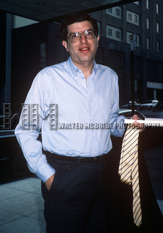 Marvin Hamlisch in 1988 in New York City.