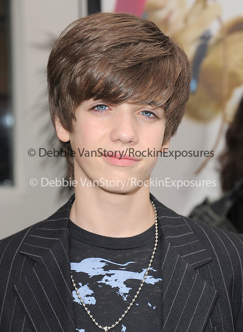Brandon Tyler Russell at The Universal Pictures' World Premiere of HOP held at Universal City Walk in Universal City, California on March 27,2011                                                                               © 2010 Hollywood Press Agency
