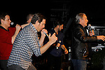 On Stage - The Young and The Restless - Genoa City Live celebrating over 40 years with Eric Braeden, Joshua Morrow, Christian Jules LeBlanc, Sean Carrigan and Robert Adamson on February 20, 2016 at the Wellmont Theatre, Montclair, NJ. on stage with questions and answers hosted by Christian and Sean followed with autographs and photos in the theater.  (Photo by Sue Coflin/Max Photos)