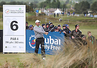 Sunday 31st May 2015; Padraig Harrington, Ireland, on the 7th tee box<br /> <br /> Dubai Duty Free Irish Open Golf Championship 2015, Round 4 County Down Golf Club, Co. Down. Picture credit: John Dickson / DICKSONDIGITAL