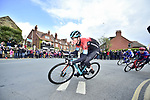 Action from Stage 3 of the 2019 Tour de Yorkshire, running 132km from Brindlington to Scarborough, Yorkshire, England. 4th May 2019.<br /> Picture: ASO/SWPix | Cyclefile<br /> <br /> All photos usage must carry mandatory copyright credit (&copy; Cyclefile | ASO/SWPix)