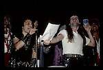 Ronnie James Dio, Bruce Dickenson , Nadir DPriest, Bret Michaels