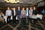 17/11/2015.  With Compliments.  Minister Lynch Launches Disability Experts&rsquo; Research.  Kathleen Lynch, TD, Minister of State for Primary Care, Mental Health and Disability launched the Inclusive Research Network(IRN) book in the Castletroy Park Hotel, Limerick this Tuesday afternoon the aim of which was to find out what it is like for adults with intellectual disabilities to move home in Ireland. The IRN is a national team of researchers with intellectual disability.  Photographed with the Minister are .<br /> Photograph Liam Burke/Press 22