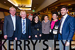 Enjoying a night out at the Renard GAA Social in the Ring of Kerry Hotel on Friday night were l-r; Paudie O'Shea, Maurice Musgrave, Marion O'Shea, Annette O'Neill, Doreen O'Neill, Ann Musgrave & Killian Young.