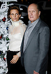 "HOLLYWOOD, CA. - November 20: Actor Robert Duvall and wife Luciana Pedraza arrive at the World Premiere of ""Four Christmases"" held at the Grauman's Chinese Theatre on November 20, 2008 in Hollywood, California."