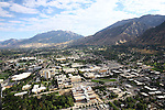 1309-22 0846<br /> <br /> 1309-22 BYU Campus Aerials<br /> <br /> Brigham Young University Campus South looking North, Provo, South Campus, Y Mountain<br /> <br /> September 6, 2013<br /> <br /> Photo by Jaren Wilkey/BYU<br /> <br /> &copy; BYU PHOTO 2013<br /> All Rights Reserved<br /> photo@byu.edu  (801)422-7322