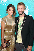Nikki Reed and Paul McDonald at the 2012 MTV Movie Awards held at Gibson Amphitheatre on June 3, 2012 in Universal City, California. © mpi29/MediaPunch Inc.