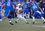 November 7, 2015 - Colorado Springs, Colorado, U.S. - Army's, Nicholas Black #10, in action during the NCAA Football game between the Army Black Knights and the Air Force Academy Falcons at Falcon Stadium, U.S. Air Force Academy, Colorado Springs, Colorado.  Air Force defeats Army 20-3.
