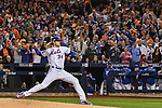Noah Syndergaard (Mets),<br /> OCTOBER 5, 2016 - MLB :<br /> Noah Syndergaard of the New York Mets pitches in the third inning during the National League Wild Card Game against the San Francisco Giants at Citi Field in Flushing, New York, United States. (Photo by Hiroaki Yamaguchi/AFLO)