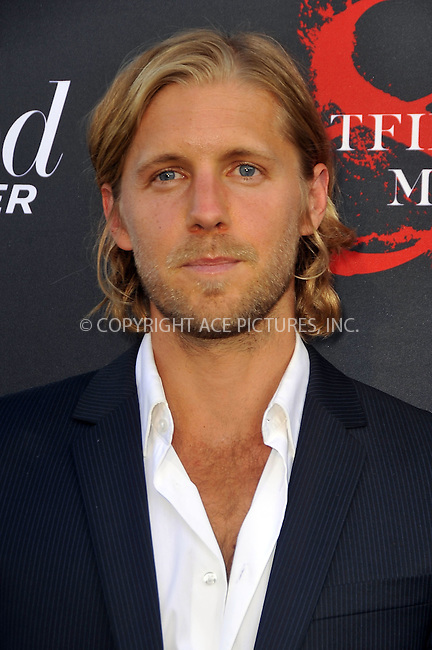 WWW.ACEPIXS.COM . . . . .  ....May 21 2012, LA....Matt Barr at a special screening of 'Hatfields & McCoys' hosted by The History Channel at Milk Studios on May 21, 2012 in Hollywood, California. ....Please byline: PETER WEST - ACE PICTURES.... *** ***..Ace Pictures, Inc:  ..Philip Vaughan (212) 243-8787 or (646) 769 0430..e-mail: info@acepixs.com..web: http://www.acepixs.com
