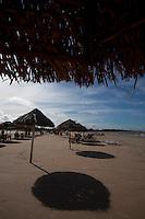 Praia do Pesqueiro.<br /> Marajó, Soure, Pará, Brasil<br /> Foto Paulo Santos<br /> 21/04/2014