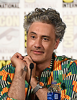 FX FEARLESS FORUM AT SAN DIEGO COMIC-CON© 2019: Writer/Producer/Cast Member Taika Waititi during the WHAT WE DO IN THE SHADOWS panel on Saturday, July 20 at SAN DIEGO COMIC-CON© 2019. CR: Frank Micelotta/FX/PictureGroup © 2019 FX Networks