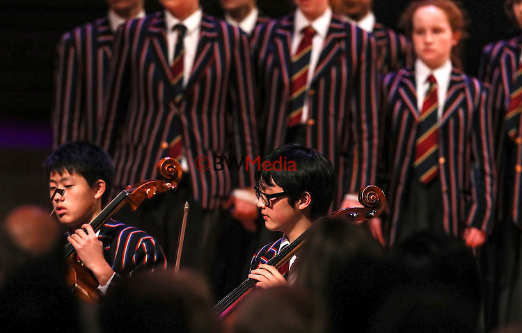 Kings College Music and Arts Gala, Auckland Cathedral, Parnell, Auckland, New Zealand. Wednesday 20 September 2016. Photo: Simon Watts/www.bwmedia.co.nz