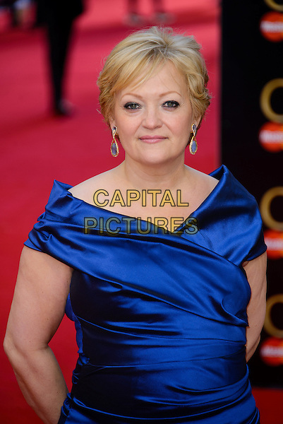 LONDON, ENGLAND - APRIL 13: Maria Friedman attends the Olivier Awards 2014 at the Royal Opera House on April 13, 2014 in London, England. <br /> CAP/CJ<br /> &copy;Chris Joseph/Capital Pictures