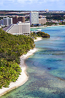 The Guam I found is not the Guam I expected. Whenever I thought of Guam in the past, I think of world War ll and military bases.  Today though Guam has blossomed into a bustling tropical resort with high rise hotels and a tourism infrastructure to match.