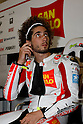 June 24, 2010 - Assen, Holland - Marco Simoncelli is pictured during the Dutch Grand Prix at Assen, Holland, on June 24, 2010. (Photo Andrew Northcott/Nippon News).