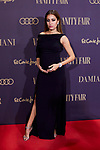 Hiba Abouk attends to Vanity Fair 'Person of the Year 2019' Award at Teatro Real in Madrid, Spain.