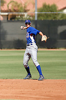 DJ LeMahieu - Chicago Cubs 2009 Instructional League. .Photo by:  Bill Mitchell/Four Seam Images..