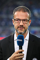 Vorstand Sport Fredi Bobic (Eintracht Frankfurt) - 22.08.2019: Racing Straßburg vs. Eintracht Frankfurt, UEFA Europa League, Qualifikation, Commerzbank Arena<br /> DISCLAIMER: DFL regulations prohibit any use of photographs as image sequences and/or quasi-video.