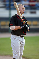 August 16 2008:  Designated Hitter Ross Oeder (10) of the Quad Cities River Bandits, Class-A affiliate of the St. Louis Cardinals, during a game at Pohlman Field in Beloit, WI.  Photo by:  Mike Janes/Four Seam Images