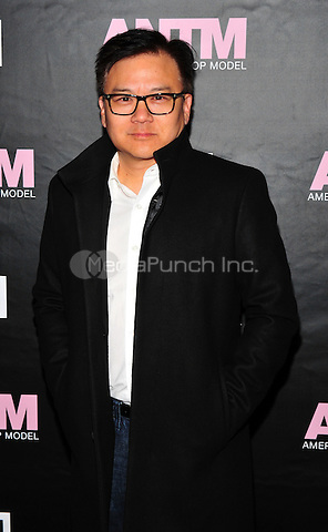 New York, NY: December 8: Ken Mok attends the VH1 America's Next Top Model premiere party at Vandal on December 8, 2016 in New York City.@John Palmer / Media Punch