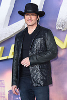 "Robert Rodriguez<br /> arriving for the ""ALITA: BATTLE ANGEL"" world premiere at the Odeon Luxe cinema, Leicester Square, London<br /> <br /> ©Ash Knotek  D3475  31/01/2019"