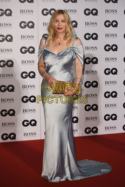 LONDON, ENGLAND - SEPTEMBER 05: Courtney Love attends the GQ Men Of The Year Awards at Tate Modern on September 5, 2017 in London, England. <br /> CAP/PL<br /> &copy;Phil Loftus/Capital Pictures