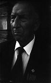 """Warsaw 9-10.2011 Poland..Portraits of the Insurgents. Jan Wasik pseudonym """"Rokita"""" unit """"Chrobry II"""" photo Maciej Jeziorek/Napo Images. Warszawa 9-10.2011 Polska.Portrety Powstancow Warszawskich. nz. Wasik Jan """"Rokita"""" Chrobry II fot. Maciej Jeziorek/Napo Images."""