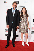 Luca Guadagnino &amp; niece at the 38th Annual London Critics' Circle Film Awards at the Mayfair Hotel, London, UK. <br /> 28 January  2018<br /> Picture: Steve Vas/Featureflash/SilverHub 0208 004 5359 sales@silverhubmedia.com