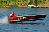"Robert Wagoner, ""Rum Runner"" (Jersey Speed Skiff)"