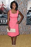 "HOLLYWOOD, LOS ANGELES, CA, USA - MARCH 24: Sufe Bradshaw at the Los Angeles Premiere Of HBO's ""Veep"" 3rd Season held at Paramount Studios on March 24, 2014 in Hollywood, Los Angeles, California, United States. (Photo by Xavier Collin/Celebrity Monitor)"