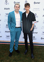 04 January 2019 - Palm Springs, California - Troye Sivan, Leland. Variety 2019 Creative Impact Awards and 10 Directors to Watch held at the Parker Palm Springs during the 30th Annual Palm Springs International Film Festival.          <br /> CAP/ADM/FS<br /> ©FS/ADM/Capital Pictures