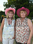 Pauline Hanratty and Susan Mullen at the NECRET Barn Dance in Cushinstown AC. Photo:Colin Bell/pressphotos.ie