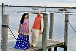 Alana and Ben-Or's Wedding<br /> The Grove, New Jersey<br /> September 2, 2019 Montauk Traditional Indian Wedding<br />