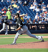 Codi Heuer - Chicago White Sox 2020 spring training (Bill Mitchell)