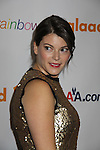 Gail Simmons (Top Chef - Just Desserts) wearing Nanette Lapore at the 22nd Annual Glaad Media Awards honoring Ricky Martin (GH) & Russell Simmons on March 19, 2011 at the New York Marriott Marquis, New York City, New York. (Photo by Sue Coflin/Max Photos)