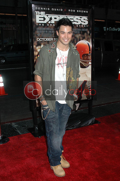 Michael Copon<br />at the Los Angeles premiere of 'The Express'. Grauman's Chinese Theatre, Hollywood, CA. 09-25-08<br />Dave Edwards/DailyCeleb.com 818-249-4998