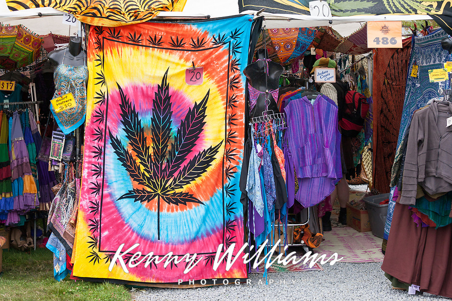 Hempfest Seattle 2016, Washington State, WA, USA.