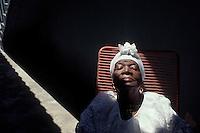 Clementina de Jesus, brazilian composer and singer. Afro-descendant elderly woman, cultural traditions.