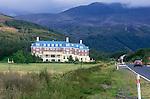 New Zealand, North Island, Tongariro NP, Tongariro Grand Chateau
