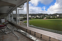 The RA Vance Stand renovations at Hawkins Finance Basin Reserve in Wellington, New Zealand on Thursday, 18 August 2017. Photo: Dave Lintott / lintottphoto.co.nz