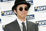 Japanese director, actor and screenwriter Kankuro Kudo attends a photo call for the 30th Japan Best Dressed Eyes Awards at Tokyo Big Sight on October 11, 2017, Tokyo, Japan. The event featured Japanese celebrities who were recognized for their fashionable eyewear. (Photo by Rodrigo Reyes Marin/AFLO)