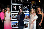 LOS ANGELES - MAY 27: Lindsay Hartley, Crystal Hunt, Donelle Dadigan, Donna Mills, Chrystee Pharris at the Marilyn Monroe Missing Moments preview at the Hollywood Museum on May 27, 2015 in Los Angeles, California